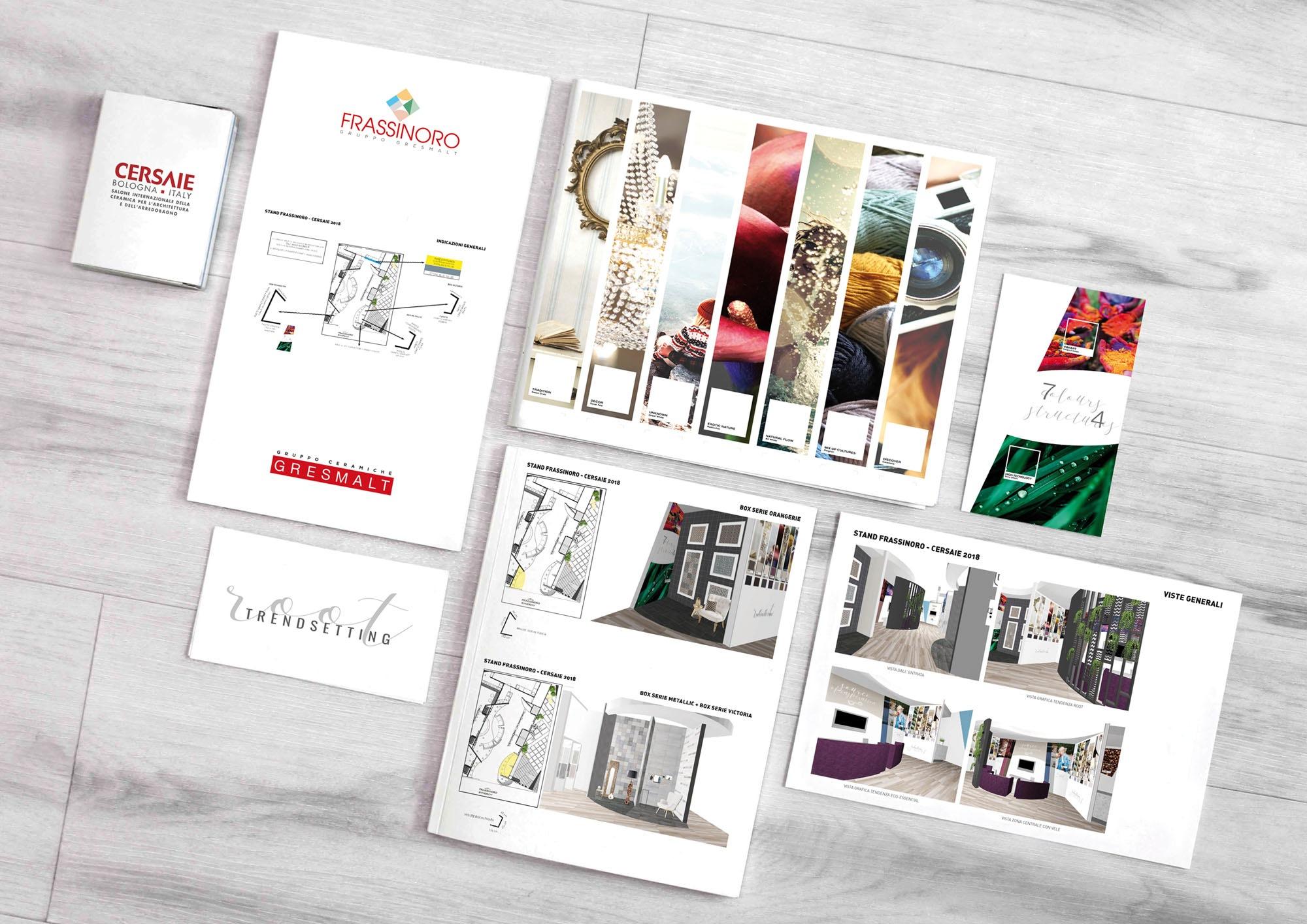 Hipix print adv ceramiche frassinoro gruppo gresmalt progetto grafico stand cersaie 2018 immagine in evidenza