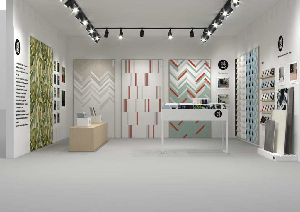 Hipix Merchandising showroom 1