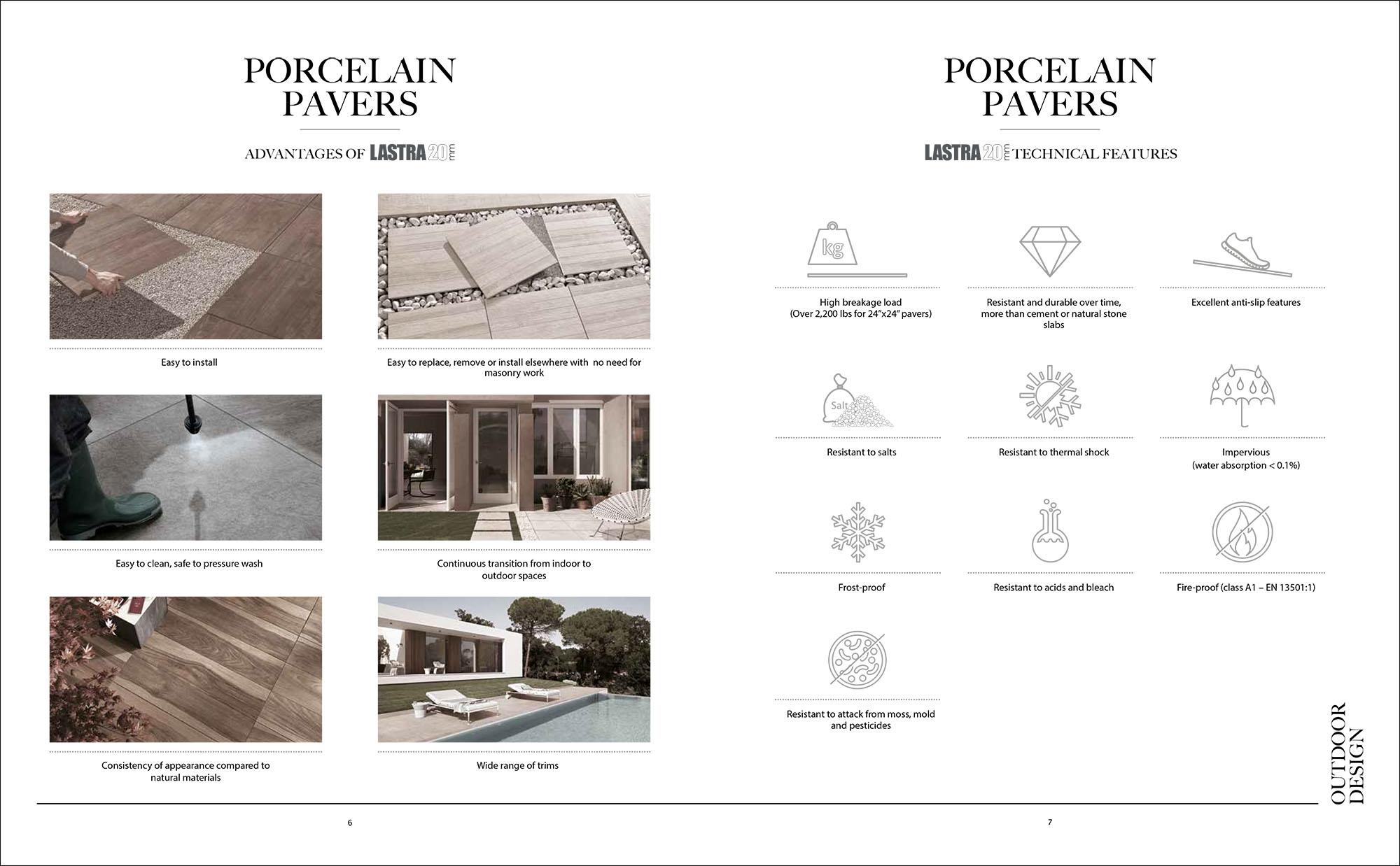 Hipix portfolio print adv Catalogo lastra 20mm ceramiche atlas concorde immagine 3