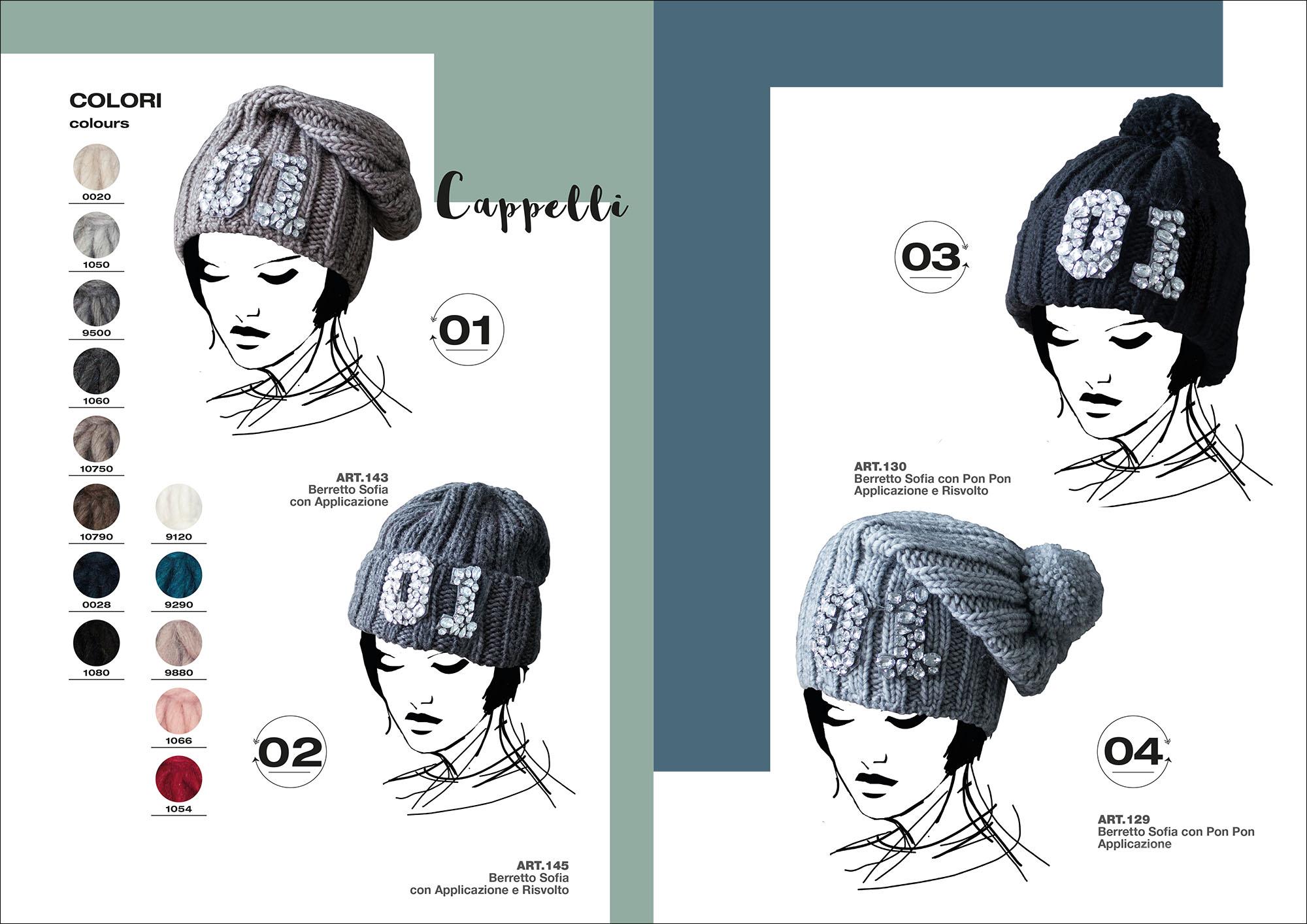 Hipix portfolio print adv Fashion Look Book Blue Stars immagine 4