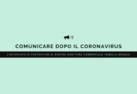 Comunicare dopo il coronavirus